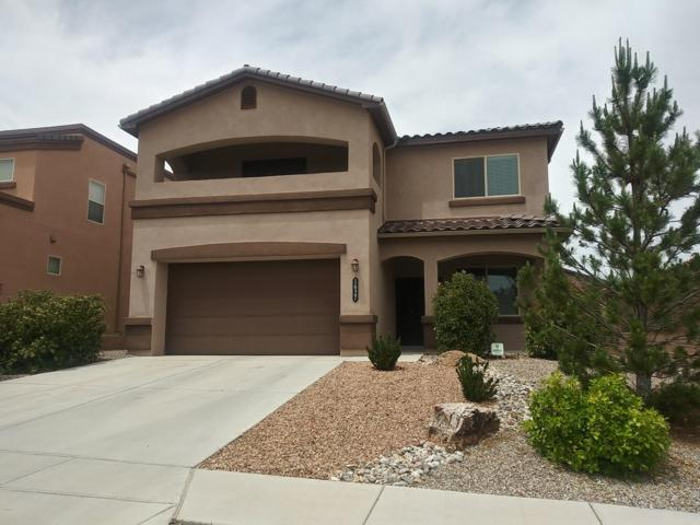1627 Tempest Drive NW, Albuquerque, NM 87120 (MLS #943837) :: Silesha & Company