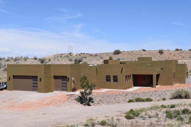 26 Petroglyph Trail, Placitas, NM 87043 (MLS #944244) :: Campbell & Campbell Real Estate Services