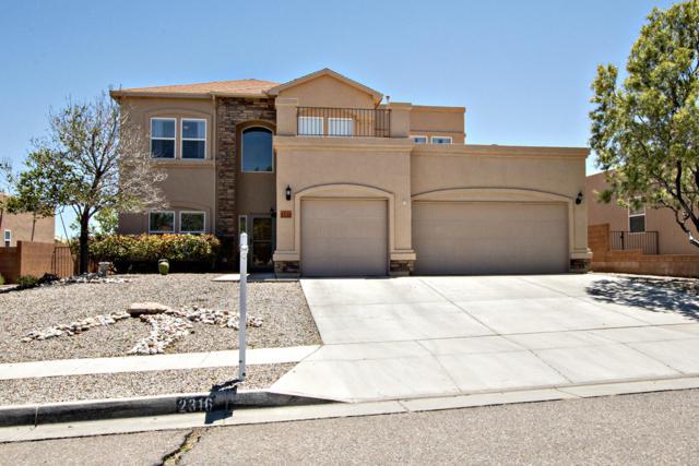 2316 Portafino Avenue SE, Rio Rancho, NM 87124 (MLS #944557) :: The Bigelow Team / Realty One of New Mexico
