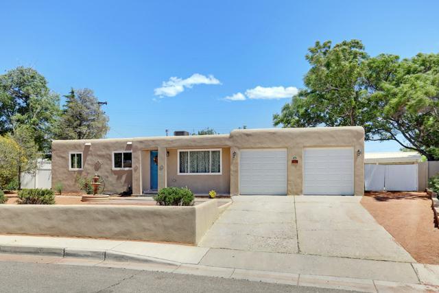 9716 Euclid Avenue NE, Albuquerque, NM 87112 (MLS #944801) :: Silesha & Company