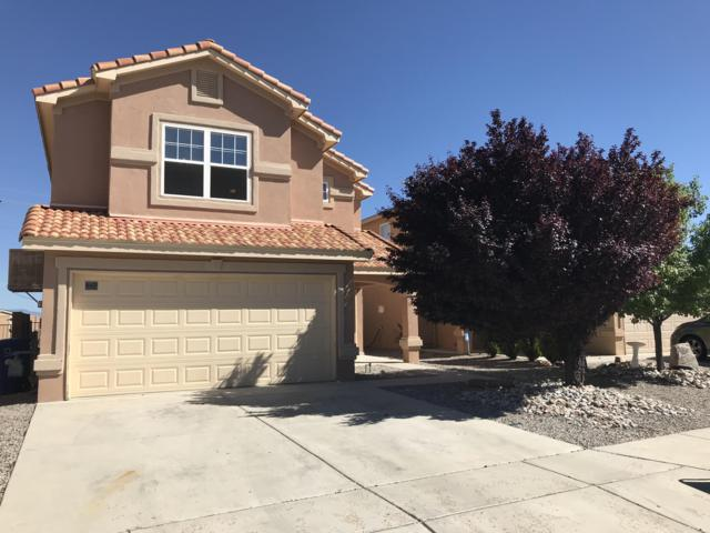 2016 Cielo Oeste Place NW, Albuquerque, NM 87120 (MLS #945018) :: Campbell & Campbell Real Estate Services