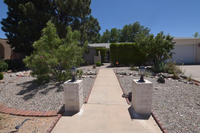 804 Raton Avenue SE, Albuquerque, NM 87123 (MLS #945097) :: The Bigelow Team / Red Fox Realty