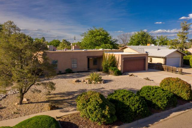 6321 Flor De Mayo Place NW, Albuquerque, NM 87120 (MLS #945223) :: Silesha & Company