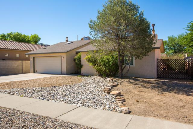 5004 College Heights Drive NW, Albuquerque, NM 87120 (MLS #945261) :: Campbell & Campbell Real Estate Services