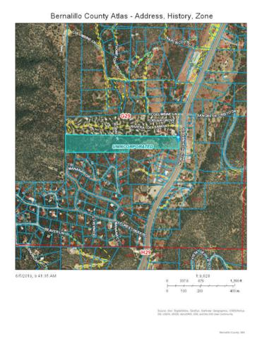 12141 Highway 14, Cedar Crest, NM 87008 (MLS #945721) :: Campbell & Campbell Real Estate Services