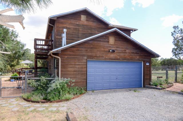 16 Juniper Hill Loop, Cedar Crest, NM 87008 (MLS #946320) :: Campbell & Campbell Real Estate Services