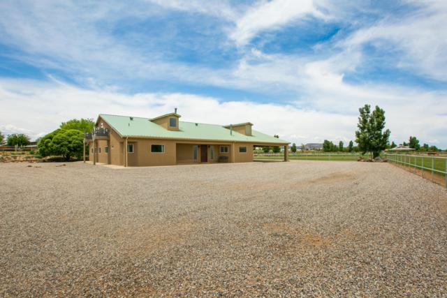 03 Cielo Vista Road, Belen, NM 87002 (MLS #946423) :: The Bigelow Team / Red Fox Realty