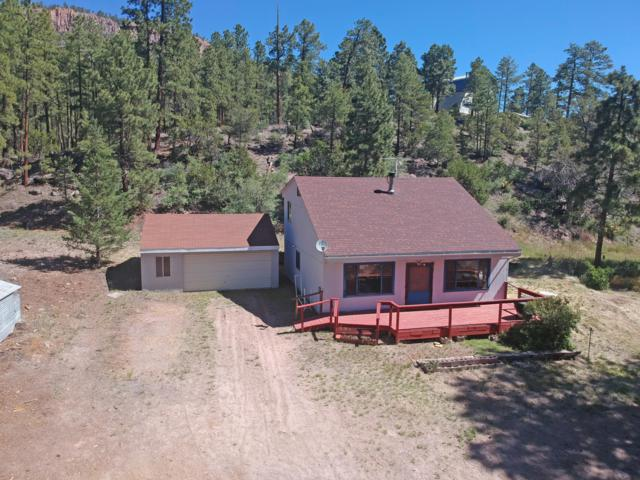 1707 Ponderosa Drive, Jemez Springs, NM 87025 (MLS #946558) :: Campbell & Campbell Real Estate Services