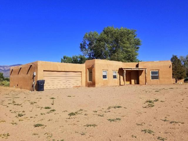 60 Koontz Road, Corrales, NM 87048 (MLS #946631) :: Campbell & Campbell Real Estate Services