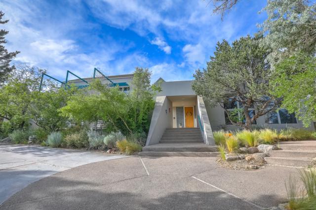 1221 Rockrose Road NE, Albuquerque, NM 87122 (MLS #946648) :: Silesha & Company