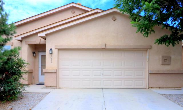 1639 Agua Dulce Drive SE, Rio Rancho, NM 87124 (MLS #946980) :: Campbell & Campbell Real Estate Services