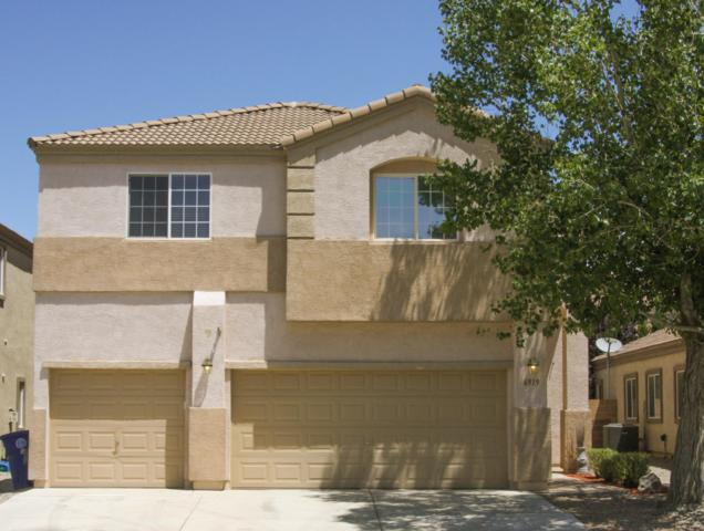 6919 Kayser Mill Road NW, Albuquerque, NM 87114 (MLS #947022) :: The Bigelow Team / Red Fox Realty