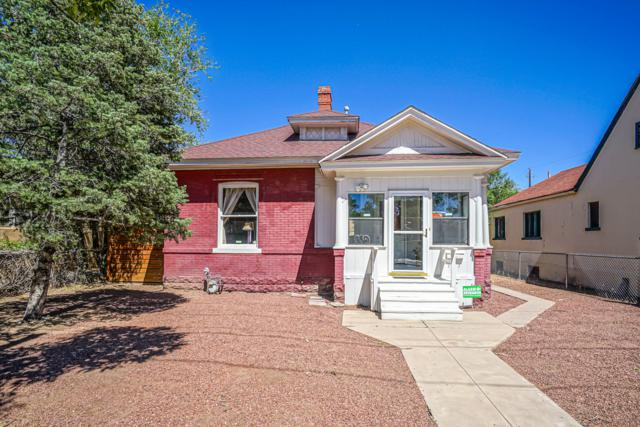 506 12Th Street NW, Albuquerque, NM 87102 (MLS #947288) :: The Bigelow Team / Red Fox Realty
