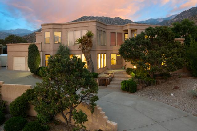 5014 Glenwood Hills Drive NE, Albuquerque, NM 87111 (MLS #947495) :: The Bigelow Team / Realty One of New Mexico