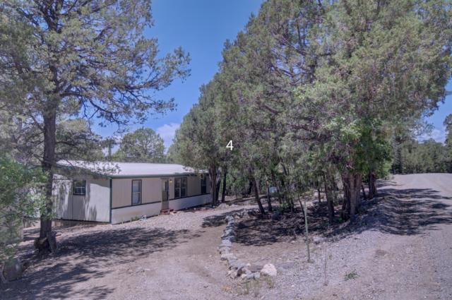 74 Big Dipper Road, Tijeras, NM 87059 (MLS #947996) :: The Bigelow Team / Red Fox Realty