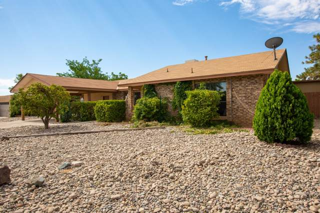 2102 Black Hills Road SE, Rio Rancho, NM 87124 (MLS #948023) :: Campbell & Campbell Real Estate Services