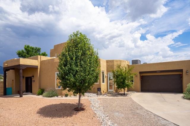 9601 Glendale Avenue NE, Albuquerque, NM 87122 (MLS #949421) :: Campbell & Campbell Real Estate Services