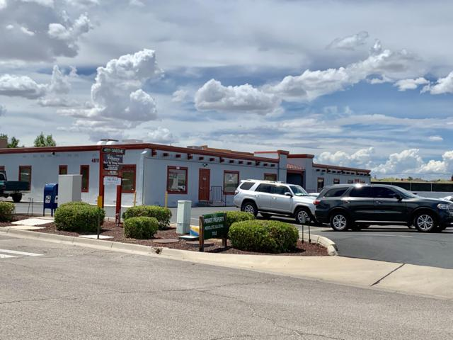 4700 Irving Boulevard NW, Albuquerque, NM 87114 (MLS #949533) :: The Bigelow Team / Red Fox Realty