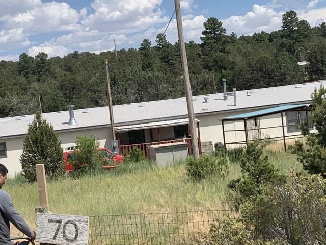 70 Holli Loop, Edgewood, NM 87015 (MLS #950494) :: The Bigelow Team / Red Fox Realty