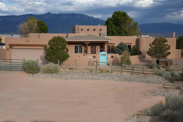 4805 Pawnee Court NE, Rio Rancho, NM 87144 (MLS #950556) :: Campbell & Campbell Real Estate Services