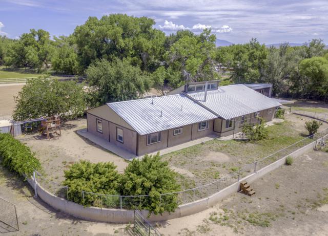 2309 Los Padillas Road SW, Albuquerque, NM 87105 (MLS #950760) :: Campbell & Campbell Real Estate Services