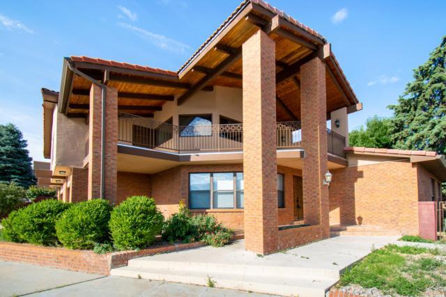 4915 Parsifal Street NE, Albuquerque, NM 87111 (MLS #951120) :: The Buchman Group
