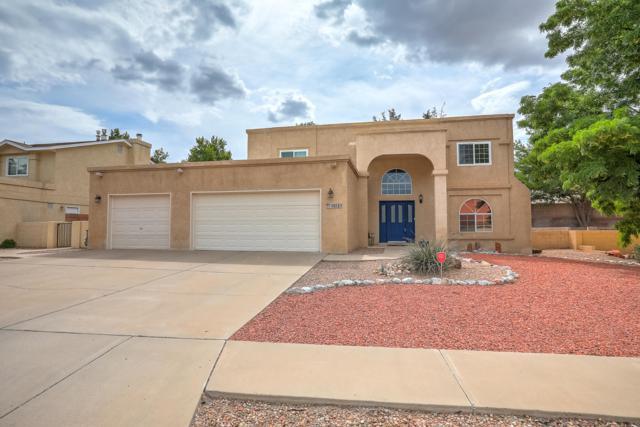 10521 Espira Court NW, Albuquerque, NM 87114 (MLS #951303) :: Campbell & Campbell Real Estate Services