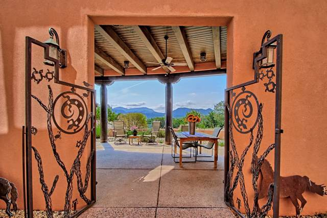 5 Real Place, Sandia Park, NM 87047 (MLS #951529) :: The Buchman Group