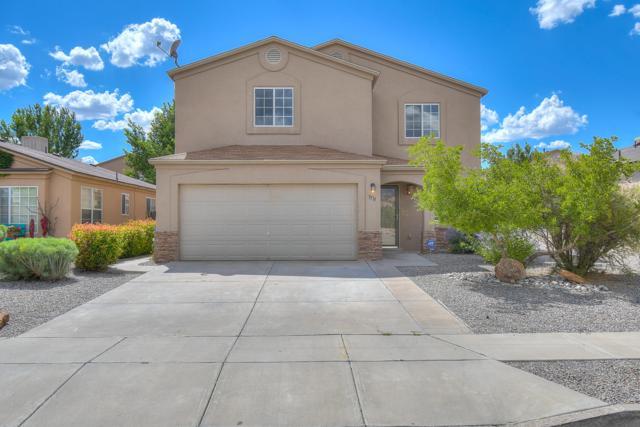 3513 Elder Meadows Drive NE, Rio Rancho, NM 87144 (MLS #951538) :: The Bigelow Team / Red Fox Realty