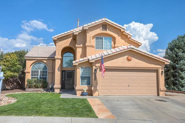 8408 Los Reyes Court NW, Albuquerque, NM 87120 (MLS #951989) :: Campbell & Campbell Real Estate Services