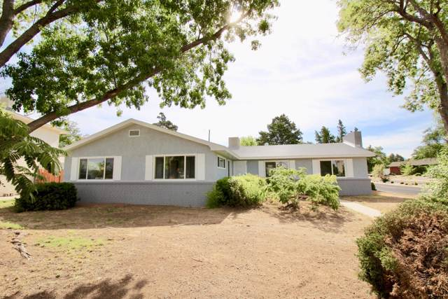 3600 Florida Street NE, Albuquerque, NM 87110 (MLS #952468) :: Campbell & Campbell Real Estate Services