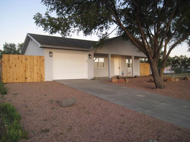 1910 Eighth Street, Moriarty, NM 87035 (MLS #952739) :: The Bigelow Team / Red Fox Realty
