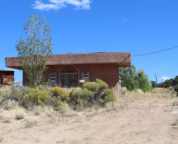 60 County 11 Road, Cuba, NM 87013 (MLS #953248) :: Campbell & Campbell Real Estate Services