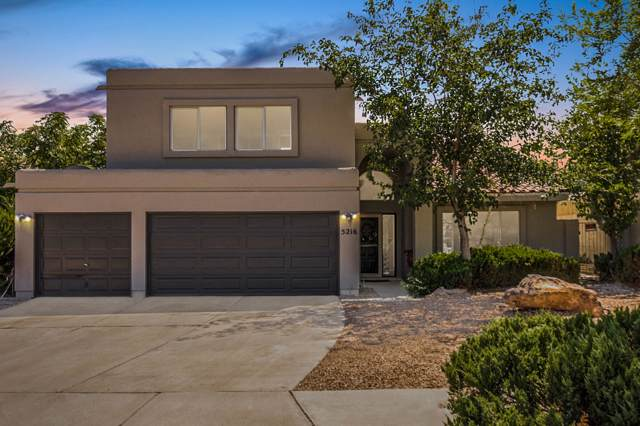 5216 Chesapeake Road NW, Albuquerque, NM 87120 (MLS #953370) :: The Bigelow Team / Red Fox Realty