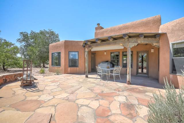 693 Perfecto Lopez Road, Corrales, NM 87048 (MLS #953528) :: Campbell & Campbell Real Estate Services
