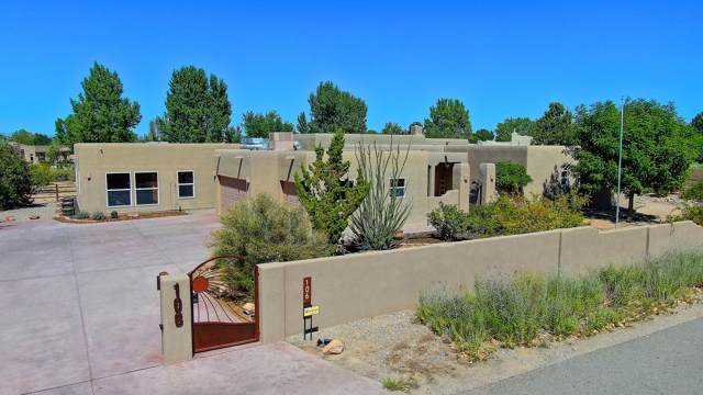 106 Thanes Way, Corrales, NM 87048 (MLS #953759) :: Campbell & Campbell Real Estate Services