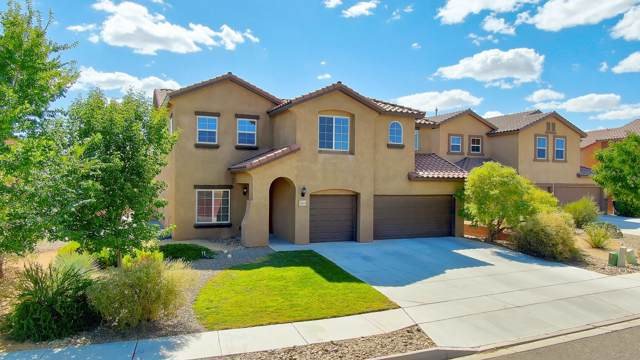 101 Monte Vista Drive NE, Rio Rancho, NM 87124 (MLS #953765) :: The Bigelow Team / Red Fox Realty