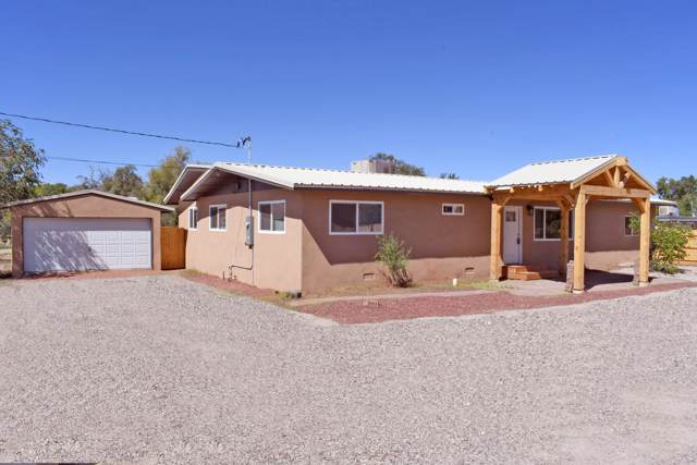5903 Guadalupe Trail NW, Albuquerque, NM 87107 (MLS #953973) :: Campbell & Campbell Real Estate Services