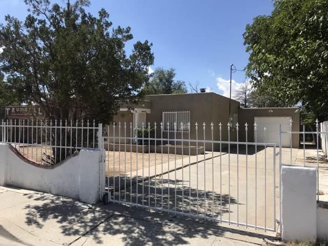 415 Pennsylvania Street SE, Albuquerque, NM 87108 (MLS #954033) :: Campbell & Campbell Real Estate Services