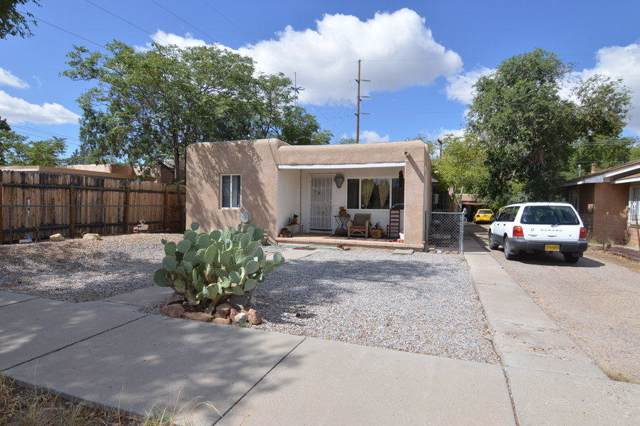 421 Cornell Drive SE, Albuquerque, NM 87106 (MLS #954040) :: The Bigelow Team / Red Fox Realty