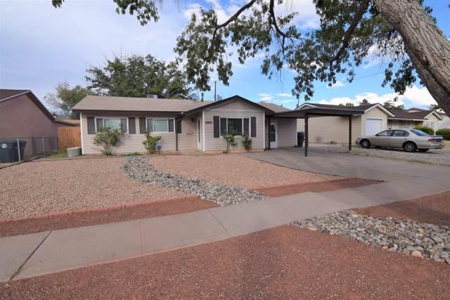 1028 Marron Circle NE, Albuquerque, NM 87112 (MLS #954211) :: Campbell & Campbell Real Estate Services