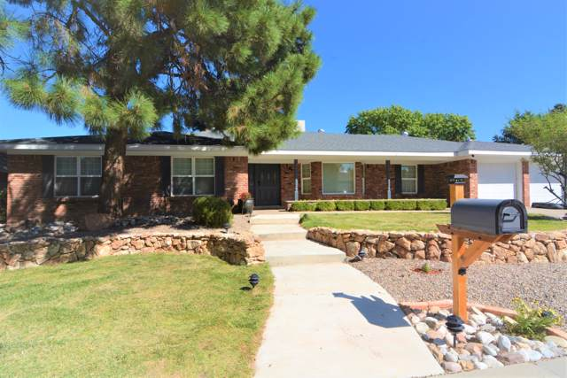 7017 Carriage Road NE, Albuquerque, NM 87109 (MLS #954255) :: Silesha & Company