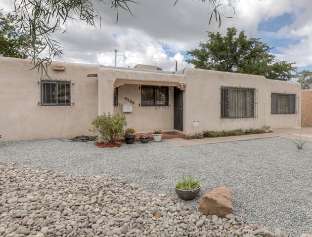 9908 Claremont Avenue NE, Albuquerque, NM 87112 (MLS #954264) :: Campbell & Campbell Real Estate Services