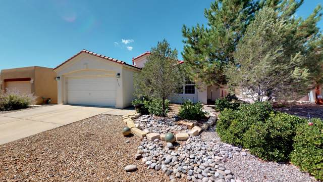 9715 Entrada Place NW, Albuquerque, NM 87114 (MLS #954473) :: The Bigelow Team / Red Fox Realty