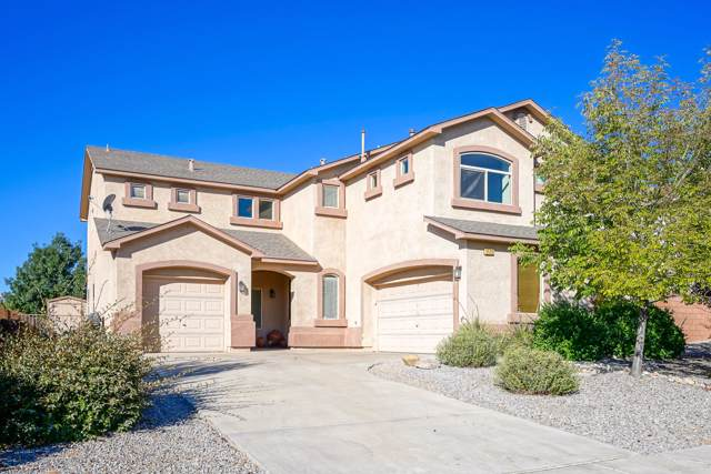 3525 Oasis Springs Road NE, Rio Rancho, NM 87144 (MLS #954494) :: Campbell & Campbell Real Estate Services