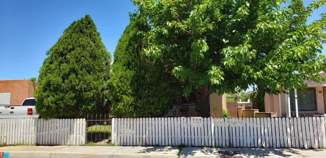 713 Woodland Avenue NW, Albuquerque, NM 87107 (MLS #954600) :: Campbell & Campbell Real Estate Services