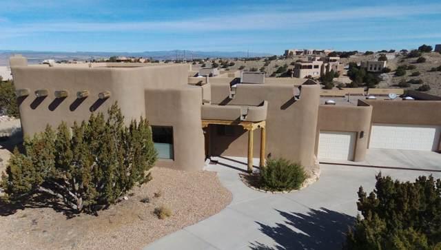 29 Vista De Las Sandias, Placitas, NM 87043 (MLS #954811) :: Campbell & Campbell Real Estate Services