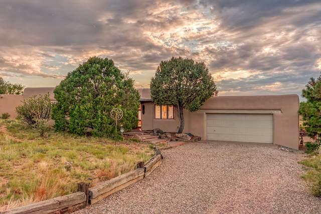 1461 Bluebell Drive NE, Albuquerque, NM 87122 (MLS #955008) :: Silesha & Company