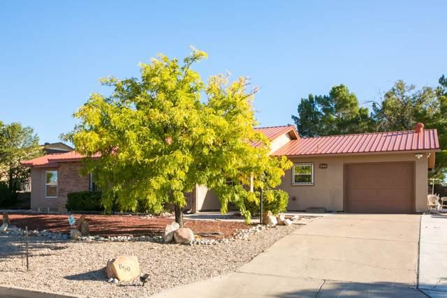 850 Casper Road SE, Rio Rancho, NM 87124 (MLS #955533) :: Campbell & Campbell Real Estate Services