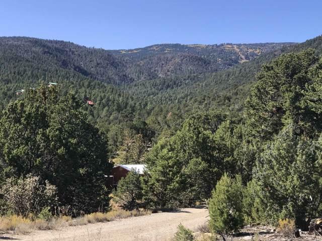 Laguna Vista Trail, Sandia Park, NM 87047 (MLS #955582) :: Berkshire Hathaway HomeServices Santa Fe Real Estate